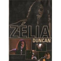 Dvd Zélia Duncan - Programa Ensaio - Novo***