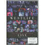 Dvd Westlife - The Where We Are Tour Live From The O2 [uk]
