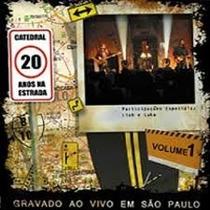 Cd Catedral - 20 Anos Na Estrada Volume 1