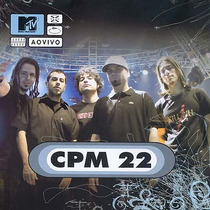 Cd Cpm 22 - Mtv Ao Vivo (2006) * Lacrado * Original Raridade
