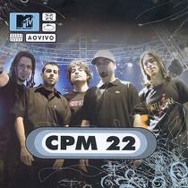 Cd Cpm 22 - Mtv Ao Vivo (2006) * Lacrado * Raridade