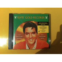 Cd Elvis Presley - Gold Records Volume 4 - Importado
