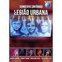 Legião Urbana Concerto Sinfonico Ao Vivo Dvd Lacrado