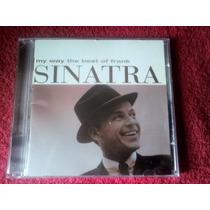 Cd Frank Sinatra - My Way The Best Of Frank