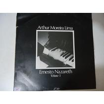 Disco De Vinil Lp Arthur Moreira Lima Interpreta Enesto...