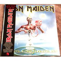 Vinil Iron Maiden - Seventh Son Picture Disc Lacrado