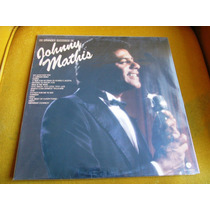 Lp Zerado Grandes Sucessos Johnny Mathis My Love For You