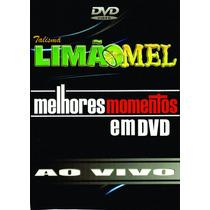 Dvd Limão Com Mel Melhores Momentos Em Dvd Original + Frete