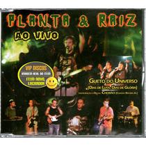 Planta E Raiz Cd Single Com Chorão Charlie Brow Jr - Raro