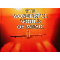 The Wonderful World Of Music - 10 Discos Lps Vinil