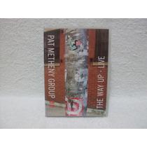 Dvd Original Pat Metheny Group- The Way Up- Live