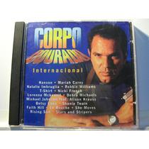 Corpo Dourado, T. Sonora Internacional Novela 1998 Cd Orig