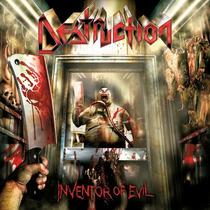 Destruction Inventor Of Evil (cd Novo Lacrado)