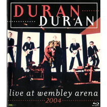 Blu Ray Duran Duran - Live At Wembley Arena 2004