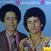 Solevante E Soleny 1983 Cortina Vermelha Lp O Bodoque