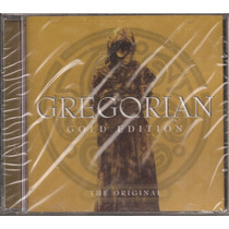 Cd - Gregorian - Gold Edition - The Original - Lacrado