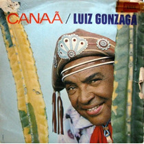 Cd Luiz Gonzaga Canaã (1968) - Novo Lacrado Original