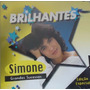 Cd Lacrado Simone Brilhantes Grandes Sucessos Ed. Especial
