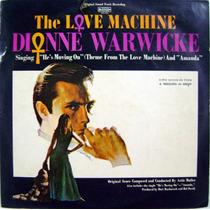 Vinil/lp - The Love Machine - Dionne Warwicke
