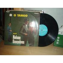 Nelson Gonçalves Lp Mono O Tango Na Voz De Selo Rca Victor