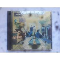 Cd Oasis - Definitely Maybe - 1994 - Sony Music - Epic