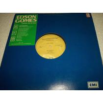 Lp Edson Gomes Promo Mix Malandrinha 1988 Reggae