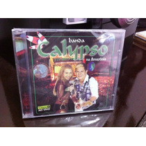 Cd Banda Calypso Na Amazonia - Novo - Lacrado - Original