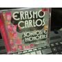 Erasmo Carlos, Cd Sonhos E Memórias, Polydor-1972 Lacrado