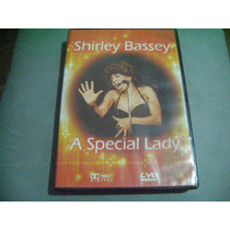 Dvd Shirley Bassey A Special Lady