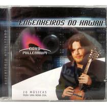Cd - Engenheiro Do Hawaii - Novo Millennium - 20 Músicas