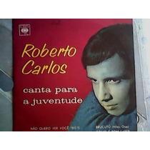 Roberto Carlos Canta Para A Juventude Vol.2 Compacto Vinil