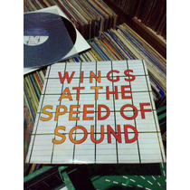 Wings - At The Speed Of Sound - Usa 1976 - Lp Ex