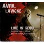 Cd Avril Lavigne - Live In Seoul