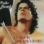 Cd Paulo Ricardo O Amor Me Escolheu Dueto Fernanda Abreu