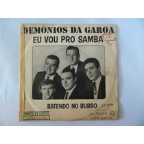 Demônios Da Garoa - Eu Vou Pro Samba - Compacto Ep
