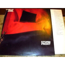 Lp Billy Joel - Storm Front (89) C/ Joe Lynn Turner +encarte