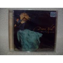 Cd Diana Krall- When I Look In Your Eyes- Lacrado De Fábrica