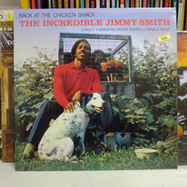 Jimmy Smith Back At The Chicken Shack - Disco Vinil Lp Soul