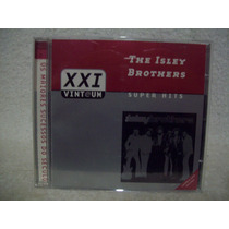 Cd The Isley Brothers- Super Hits- Com Caravan Of Love