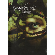 Dvd+cd Evanescence - Anywhere But Home