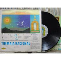 Tim Maia Mundo Racional Vol1 Lp Seroma 1975 Estereo