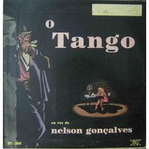 Nelson Gonçalves - Lp O Tango Na Voz De 10 Pol. Rca Bpl 3018