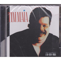 Cd Tim Maia - Leva - Lacrado De Fábrica (raro!)