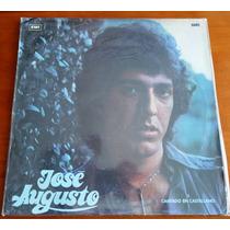 Lp José Augusto - Em Espanhol (1977)