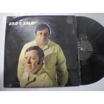 Lp - Zilo E Zalo / Cab.continental / 1972