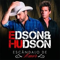 Cd Edson & Hudson - Escândalo De Amor