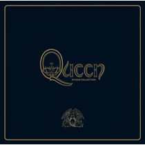 Queen The Studio Collection Vinil Box Set Lançameto Set 2015
