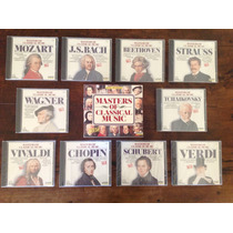 Masters Of Classical Music (box Com 10cds) Original Lacrado