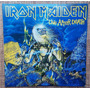 Lp Iron Maiden - Live After Death / Disco Duplo Novo