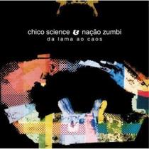 Lp Chico Science & Nação Zumbi Da Lama Ao Caos 180g